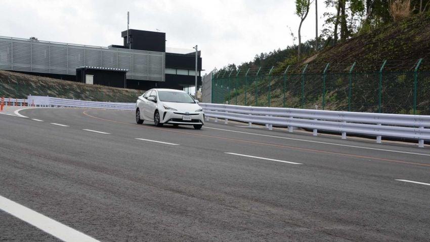 Litar 'Nürburgring' milik Toyota di Jepun sudah dibuka Image #955664