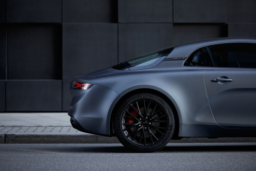 2020 Alpine A110S unveiled, gets boosted to 292 PS Image #972193
