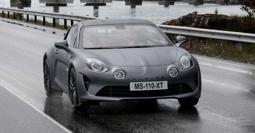 2020 Alpine A110S unveiled, gets boosted to 292 PS Image #972199