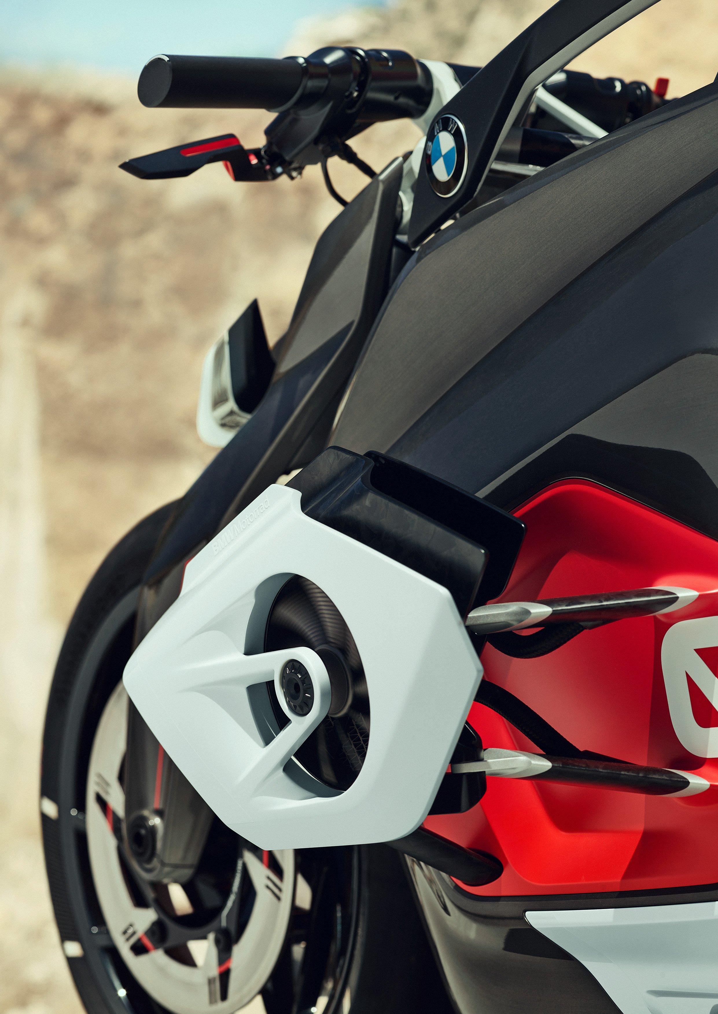Bmw Motorrad Premiers Vision Dc Roadster E Bike Paul Tan Image 976515