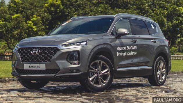 2019 Hyundai Santa Fe Tm Malaysian Review Worthy Suv But At A Price