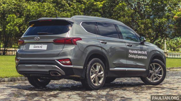 2019 Hyundai Santa Fe Tm Malaysian Review Worthy Suv But