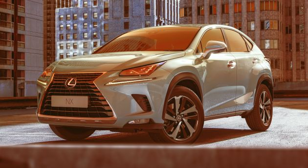 2018 Lexus NX: Refreshed, Standard Safety System, Better Handling >> Lexus Malaysia Announces Updated 2019 Nx Safety System Added