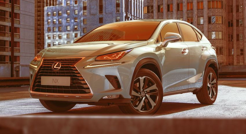 Lexus Malaysia announces updated 2019 NX – Lexus Safety System+ added, prices reduced, now fr RM314k Image #969666