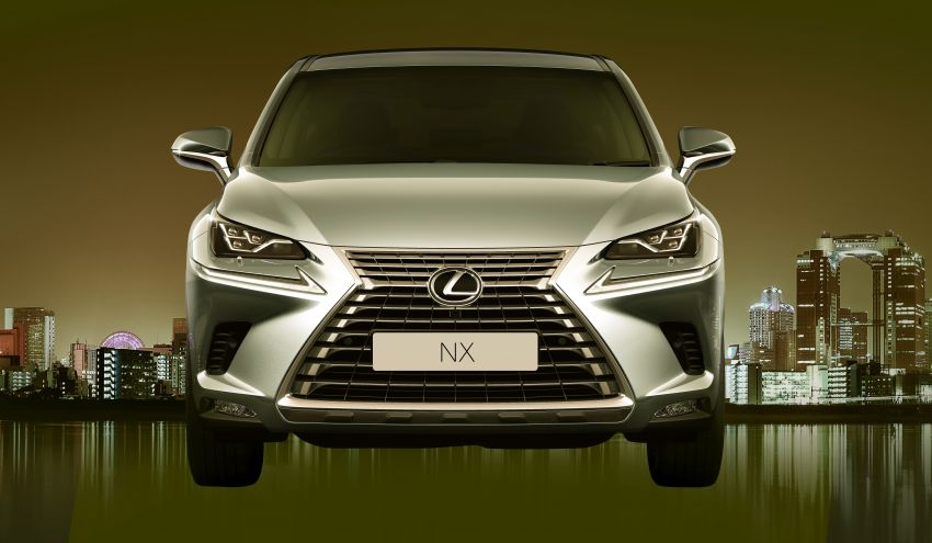 Lexus Malaysia announces updated 2019 NX – Lexus Safety System+ added, prices reduced, now fr RM314k Image #969665
