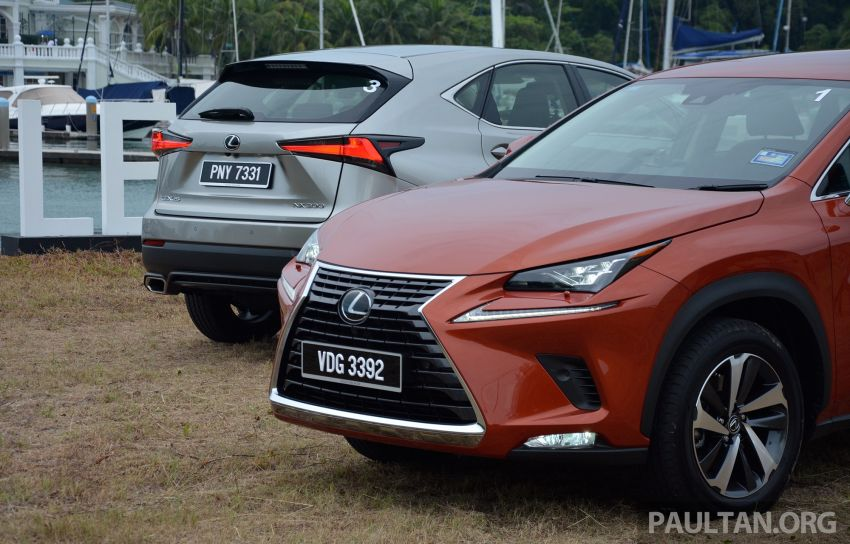 2019 Lexus NX 300 range officially launched – now with Lexus Safety System+, lowered prices fr RM314k Image #973416