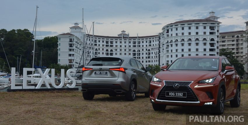 2019 Lexus NX 300 range officially launched – now with Lexus Safety System+, lowered prices fr RM314k Image #973417
