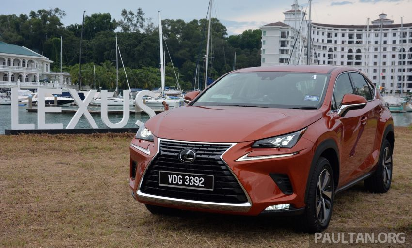 2019 Lexus NX 300 range officially launched – now with Lexus Safety System+, lowered prices fr RM314k Image #973418