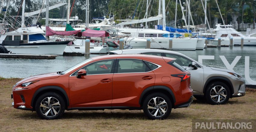 2019 Lexus NX 300 range officially launched – now with Lexus Safety System+, lowered prices fr RM314k Image #973419