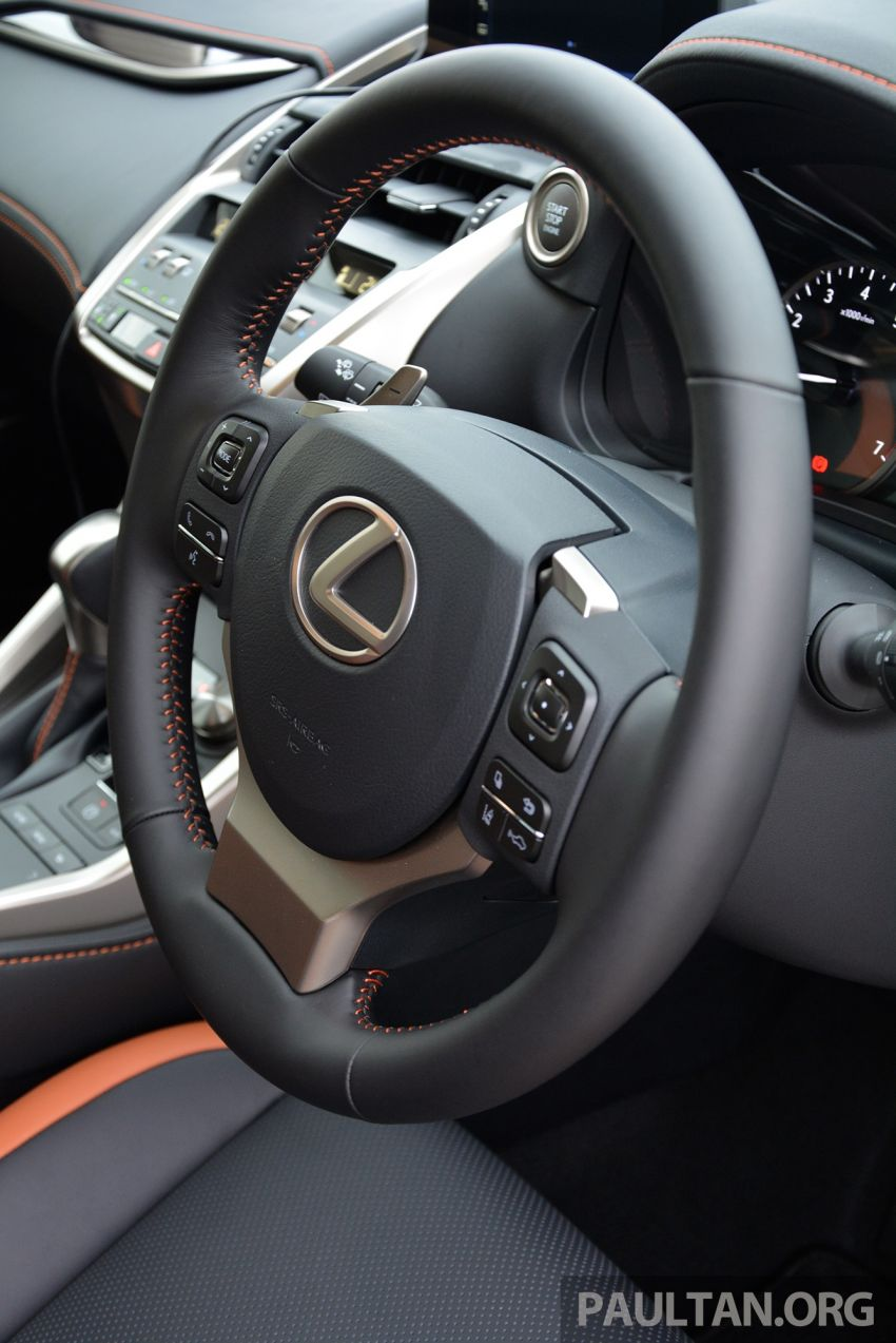 2019 Lexus NX 300 range officially launched – now with Lexus Safety System+, lowered prices fr RM314k Image #973421