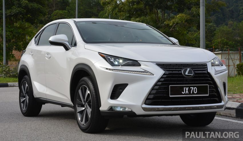 2019 Lexus NX 300 range officially launched – now with Lexus Safety System+, lowered prices fr RM314k Image #973404