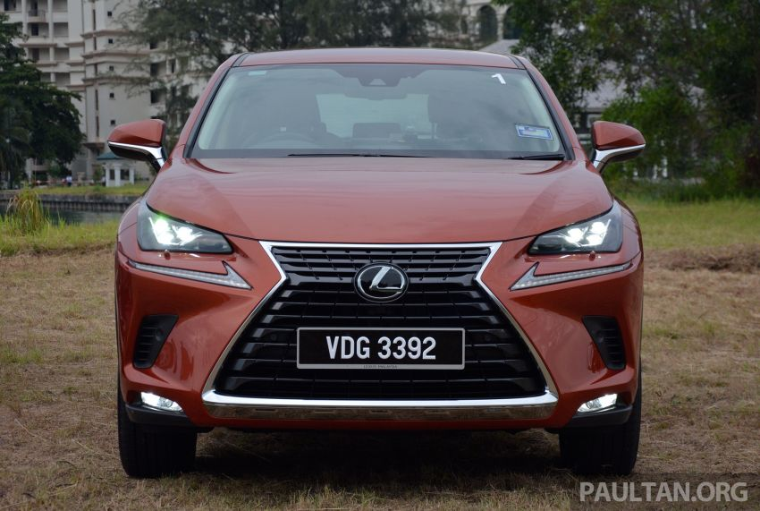 2019 Lexus NX 300 range officially launched – now with Lexus Safety System+, lowered prices fr RM314k Image #973424