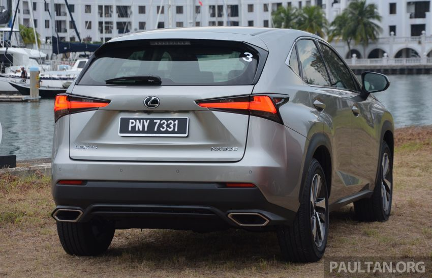 2019 Lexus NX 300 range officially launched – now with Lexus Safety System+, lowered prices fr RM314k Image #973425