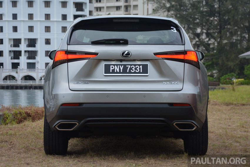 2019 Lexus NX 300 range officially launched – now with Lexus Safety System+, lowered prices fr RM314k Image #973427