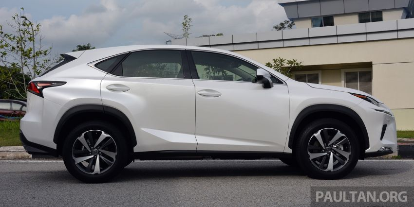 2019 Lexus NX 300 range officially launched – now with Lexus Safety System+, lowered prices fr RM314k Image #973406