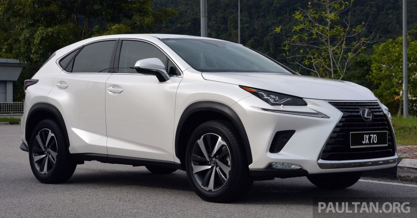 2019 Lexus NX 300 range officially launched – now with Lexus Safety System+, lowered prices fr RM314k Image #973407