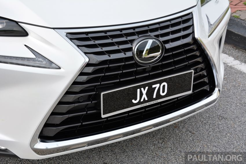 2019 Lexus NX 300 range officially launched – now with Lexus Safety System+, lowered prices fr RM314k Image #973408