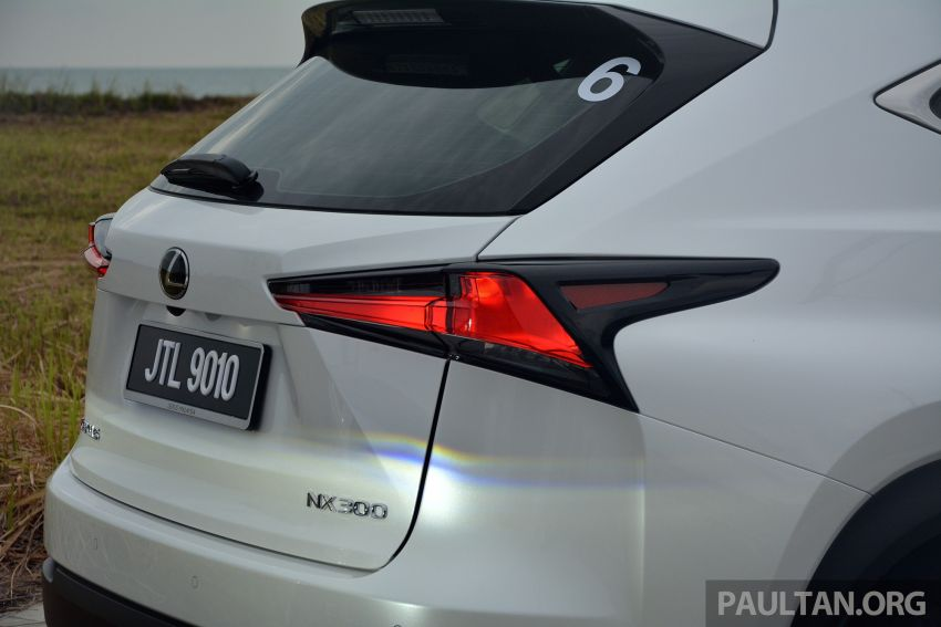 2019 Lexus NX 300 range officially launched – now with Lexus Safety System+, lowered prices fr RM314k Image #973410