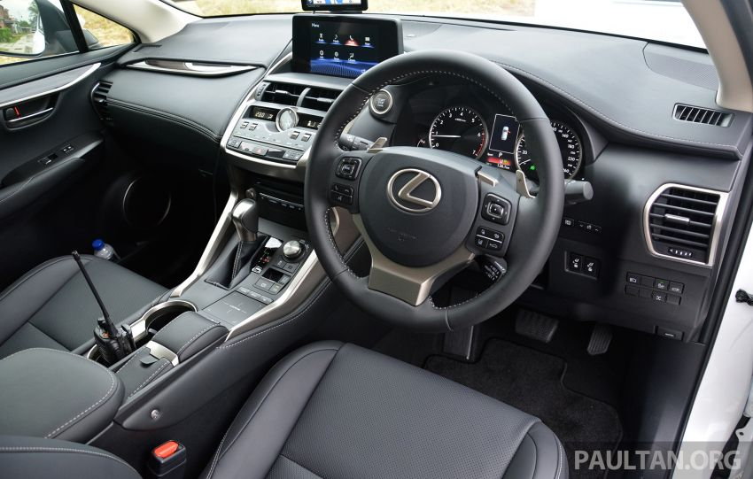 2019 Lexus NX 300 range officially launched – now with Lexus Safety System+, lowered prices fr RM314k Image #973411