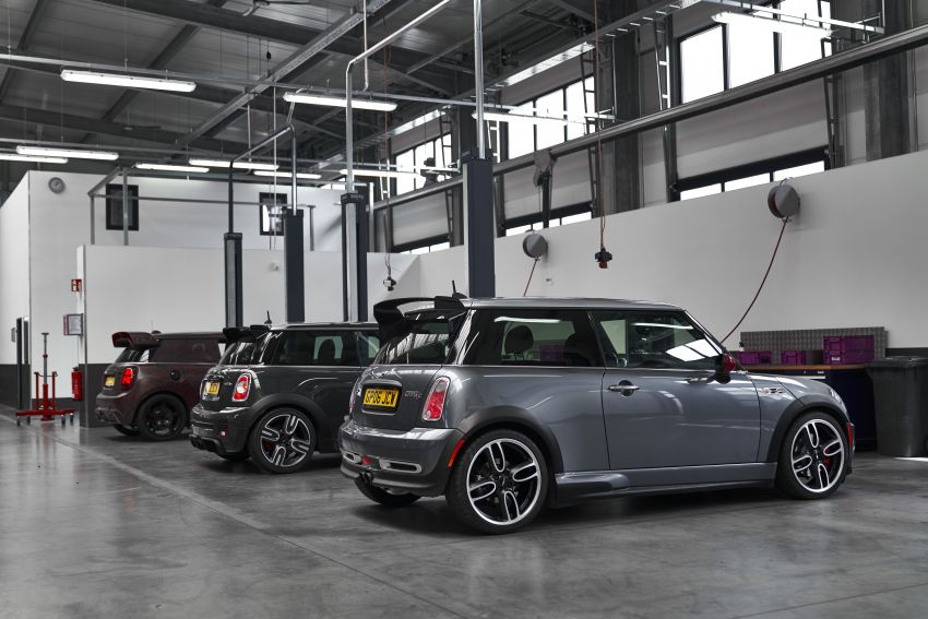 2019 MINI John Cooper Works GP prototype unveiled Image #975547