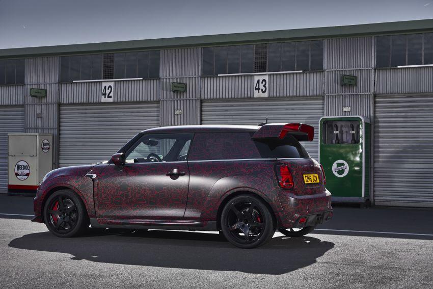 2019 MINI John Cooper Works GP prototype unveiled Image #975597