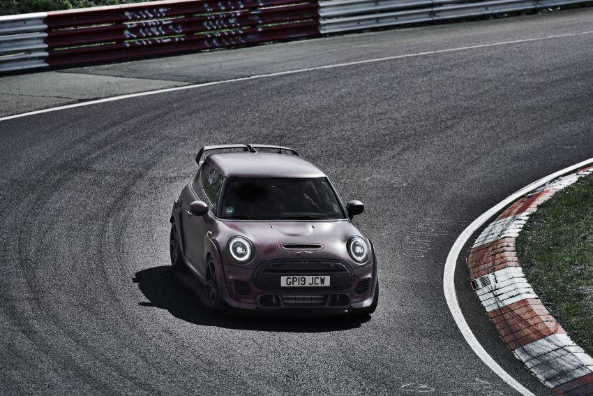 2019 MINI John Cooper Works GP prototype unveiled Image #975559