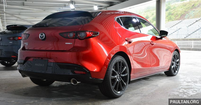 GALLERY: 2019 Mazda 3 – hatchback, sedan in Japan Image #972645
