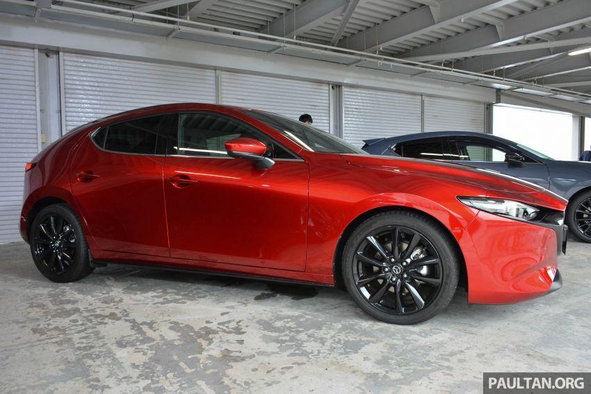 GALLERY: 2019 Mazda 3 – hatchback, sedan in Japan Image #972646