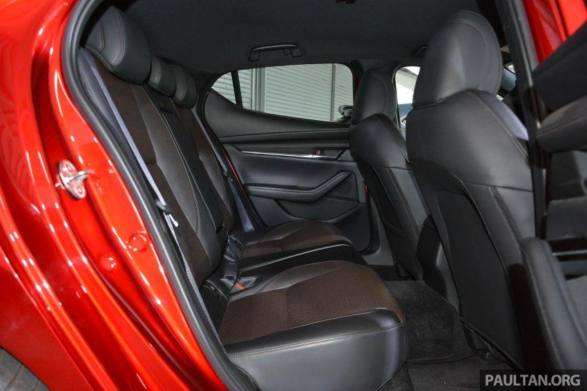 GALLERY: 2019 Mazda 3 – hatchback, sedan in Japan Image #972729