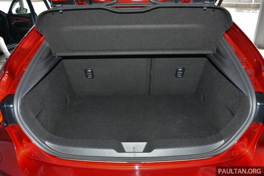 GALLERY: 2019 Mazda 3 – hatchback, sedan in Japan Image #972731