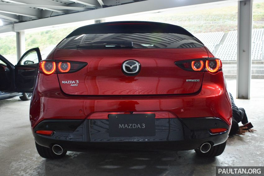 GALLERY: 2019 Mazda 3 – hatchback, sedan in Japan Image #972651