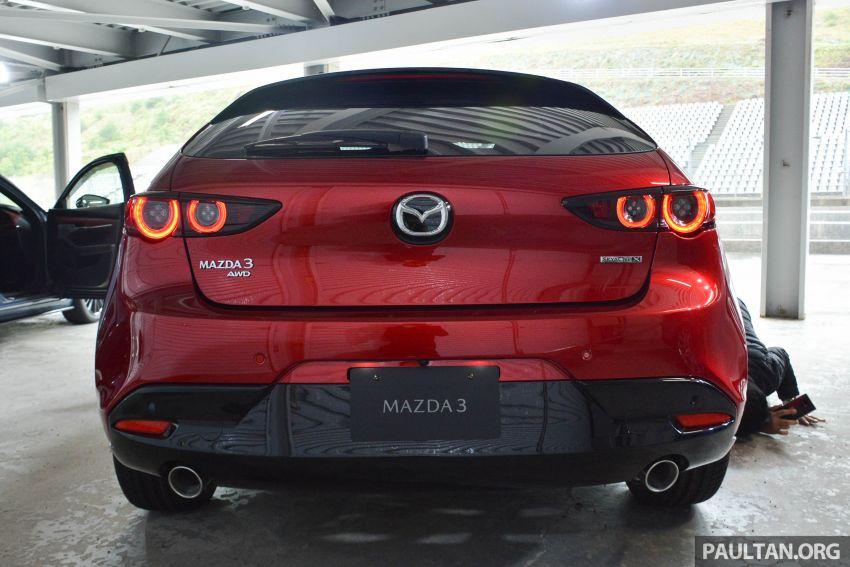 GALLERY: 2019 Mazda 3 – hatchback, sedan in Japan Image #972651