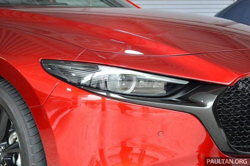 GALLERY: 2019 Mazda 3 – hatchback, sedan in Japan Image #972654