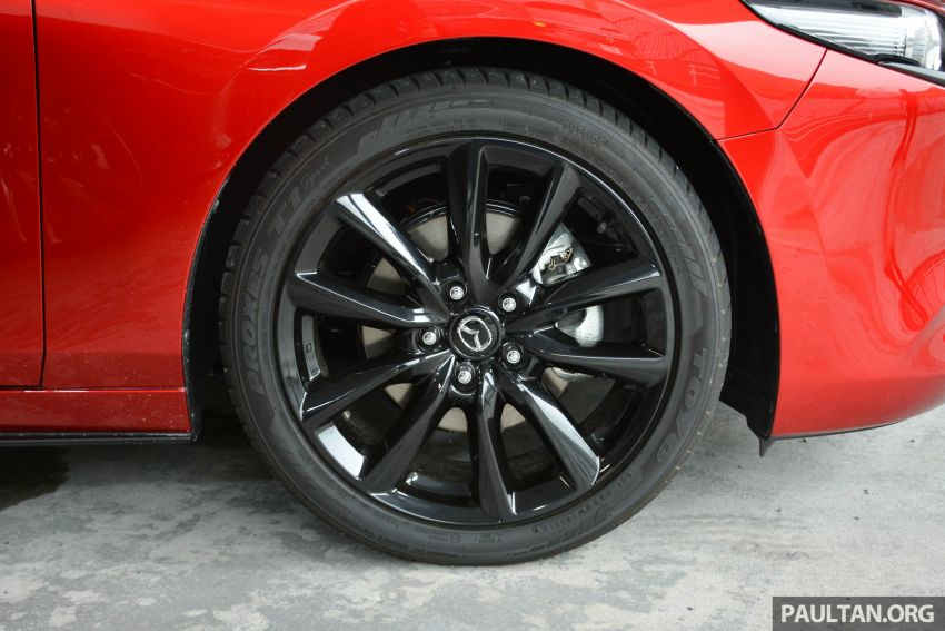 GALLERY: 2019 Mazda 3 – hatchback, sedan in Japan Image #972663