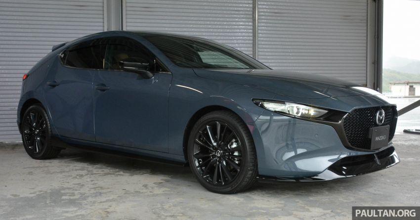 GALLERY: 2019 Mazda 3 – hatchback, sedan in Japan Image #972653