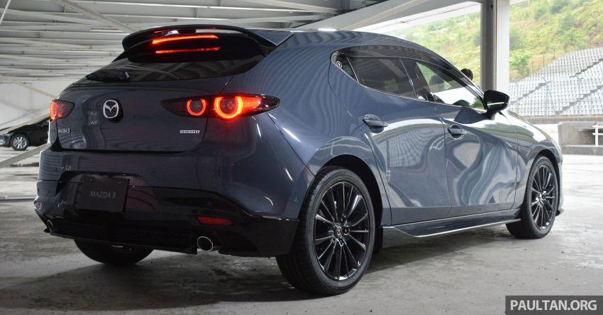 GALLERY: 2019 Mazda 3 – hatchback, sedan in Japan Image #972656