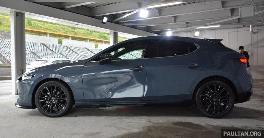 GALLERY: 2019 Mazda 3 – hatchback, sedan in Japan Image #972661