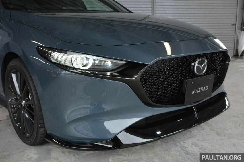 GALLERY: 2019 Mazda 3 – hatchback, sedan in Japan Image #972664