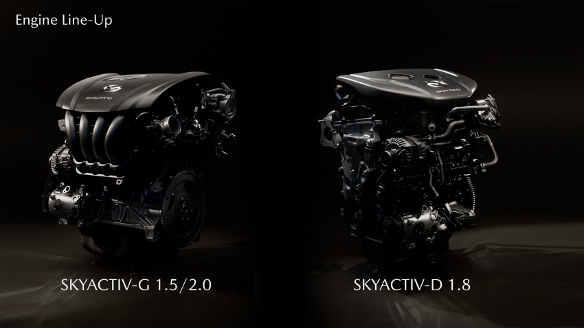 2019 Mazda 3 in detail – improved NVH; why a torsion beam and no touchscreen; unique sedan/hatch styling Image #974334
