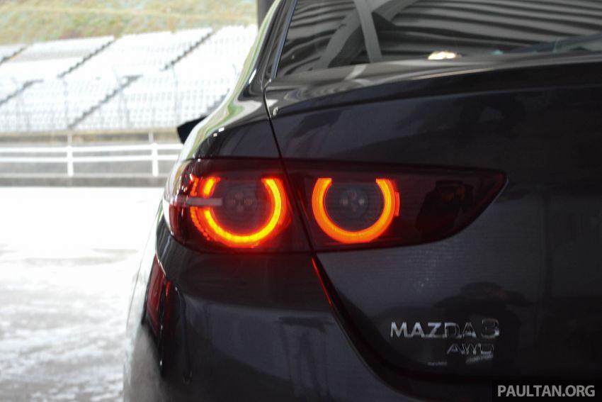 GALLERY: 2019 Mazda 3 – hatchback, sedan in Japan Image #972687
