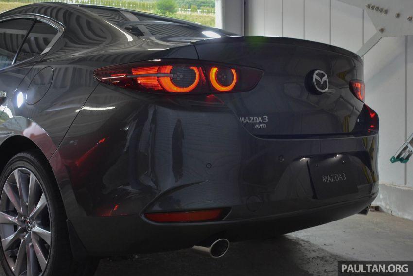 GALLERY: 2019 Mazda 3 – hatchback, sedan in Japan Image #972689