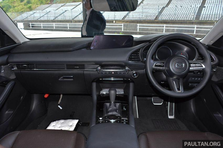 GALLERY: 2019 Mazda 3 – hatchback, sedan in Japan Image #972690