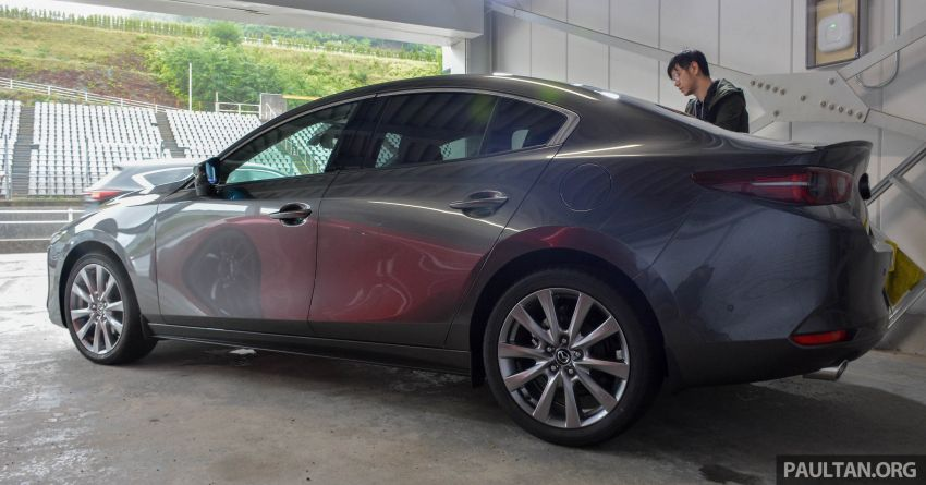 GALLERY: 2019 Mazda 3 – hatchback, sedan in Japan Image #972649