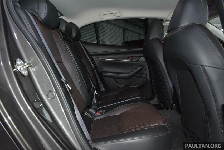 GALLERY: 2019 Mazda 3 – hatchback, sedan in Japan Image #972724