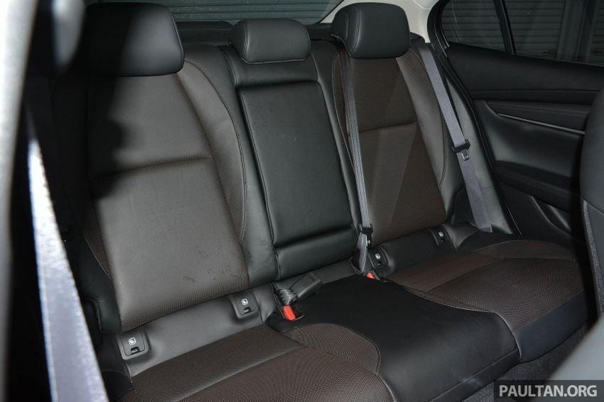 GALLERY: 2019 Mazda 3 – hatchback, sedan in Japan Image #972726