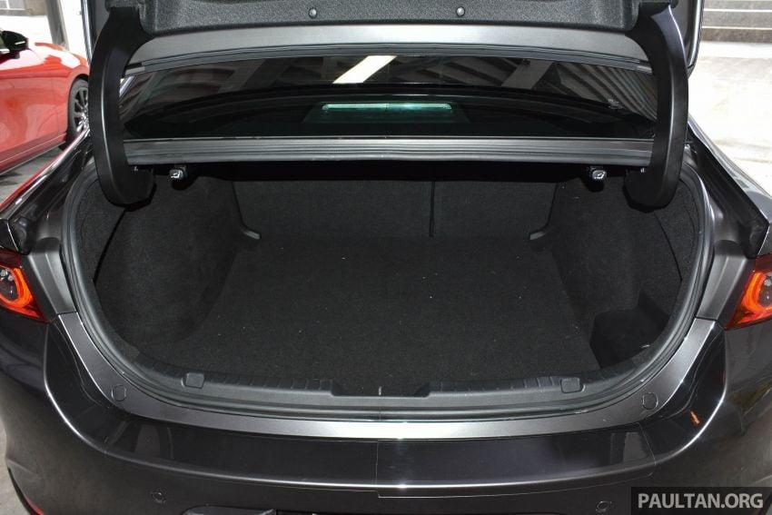 GALLERY: 2019 Mazda 3 – hatchback, sedan in Japan Image #972728