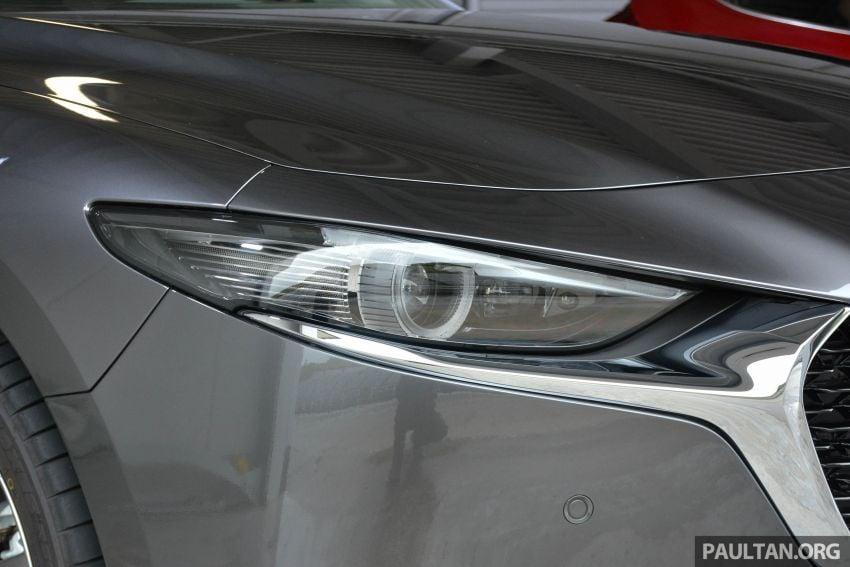 GALLERY: 2019 Mazda 3 – hatchback, sedan in Japan Image #972659