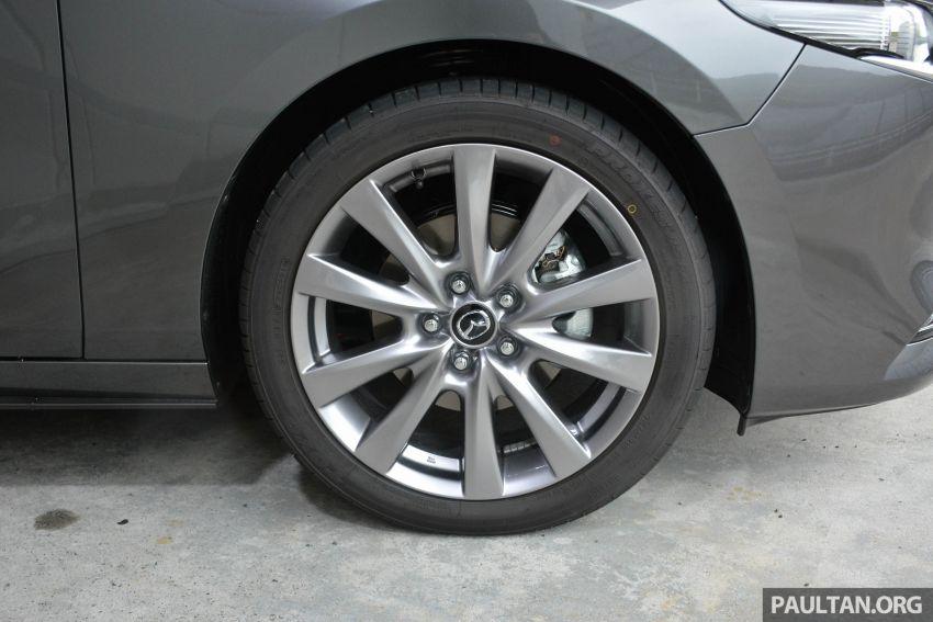 GALLERY: 2019 Mazda 3 – hatchback, sedan in Japan Image #972668