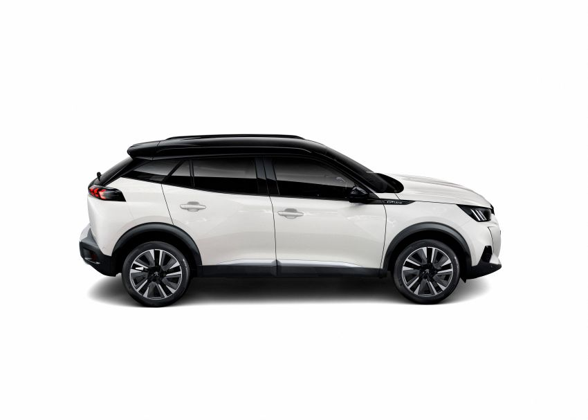 2019 Peugeot 2008 revealed – based on new 208 with lots of tech, electric e-2008 variant with 310 km range Image #974822