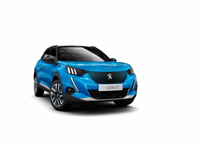 2019 Peugeot 2008 revealed – based on new 208 with lots of tech, electric e-2008 variant with 310 km range Image #974827